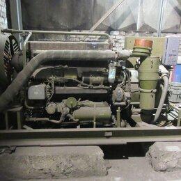 Электрогенераторы и станции - Дизель-генератор дга-100-Т/400, 100 Квт, 0