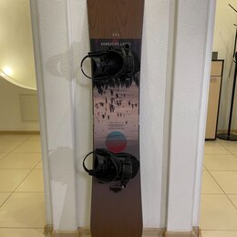 Сноуборды - Комплект для сноуборда, 0