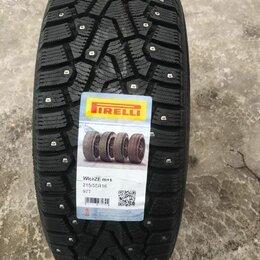Шины, диски и комплектующие - 215/55 R16 Pirelli Ice Zero 97T, 0