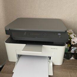Принтеры, сканеры и МФУ - Мфу лазерное hp laser mfp 135w днс, 0