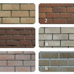Фасадные панели - Фасадная гибкая плитка технониколь разновидность, 0