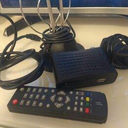 TV-тюнеры - Цифровой TV-тюнер с приемом DVB-T2 , 0