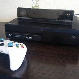 Игровые приставки - Xbox One + Kinect, 0