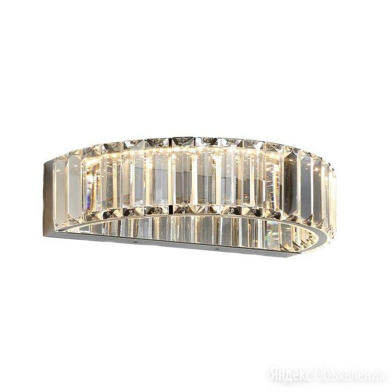 Настенный светодиодный светильник Newport 8442/A chrome М0063997 по цене 13215₽ - Настенно-потолочные светильники, фото 0