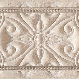 Заборчики, сетки и бордюрные ленты - Бордюр Saloni Бордюр Saloni Liberty Nouveau Marfil 10,5х31, 0