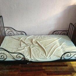 Кровати - Икеа кровать раздвижная Миннен, 0
