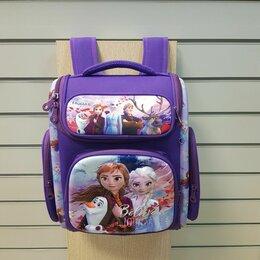 Рюкзаки, ранцы, сумки - Рюкзак школьный для девочки новый, 0