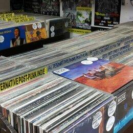 Виниловые пластинки - Виниловые пластинки. Все жанры и направления. Большой выбор, 0