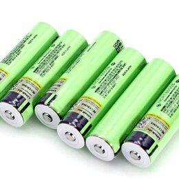 Аккумуляторные батареи - Литиевая аккумуляторная батарея NCR18650B, 0