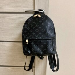 Рюкзаки - Луи виттон рюкзак черный женский, 0