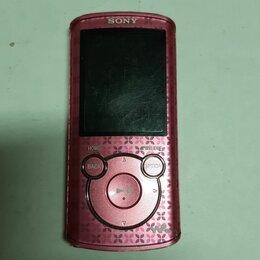 Цифровые плееры - MP3 Плеер Sony Walkman nwz-E464 Gloumur Roze, 0