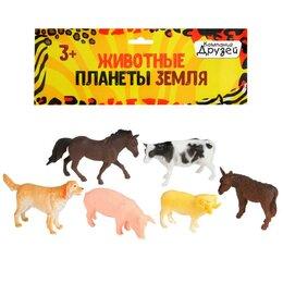 Косметика и гигиенические средства - Набор Домашние животные 6шт арт.JB0207200, 0
