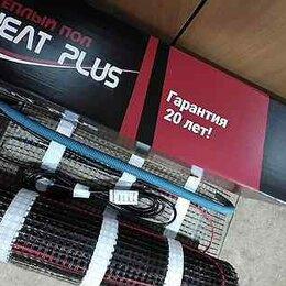 Электрический теплый пол и терморегуляторы - Теплый пол. Кабельный мат, 0