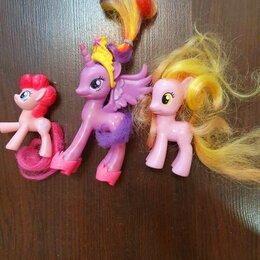 Игровые наборы и фигурки - Пони. игрушки - My Little Pony - 3шт, 0