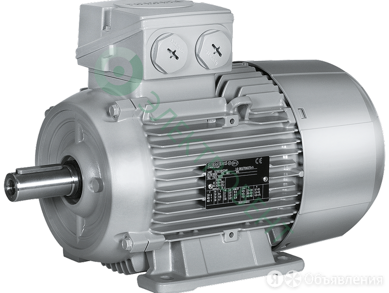 Электродвигатель Siemens 1LE1002-1CA13-4FA4-Z по цене 55979₽ - Электроустановочные изделия, фото 0