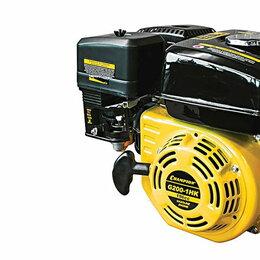 Двигатели - Двигатель бензиновый CHAMPION G200-1HK (6.5 л.с), 0