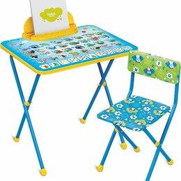 Столы и столики - Комплект детской мебели Познайка, 0