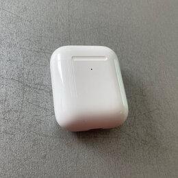 Наушники и Bluetooth-гарнитуры - наушники AirPods 2 Wireless Case, 0