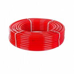Комплектующие для радиаторов и теплых полов - Труба для теплого пола 16х2,0 мм Valtec Pex-Evoh (доставка в Красноярск 3-5 дн), 0