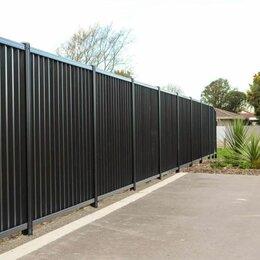 Заборы, ворота и элементы - Забор , 0