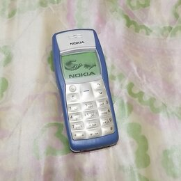 Мобильные телефоны - Nokia 1100 original РСТ с зарядкой , 0