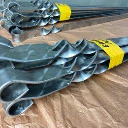 Шампуры - Шампур для люля, 20х3 мм 60 см, 0