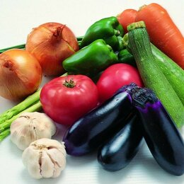 Продукты - Здоровые овощи, 0