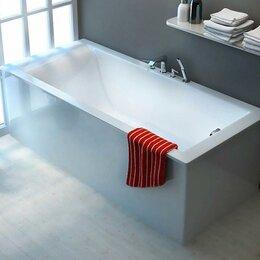 Ванны - Ванна искусственный камень Нейт 150x70+ ножки, 0