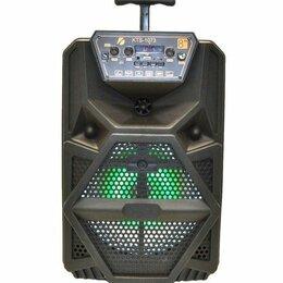 Портативная акустика - KTS-1081B колонка BLUETOOTH, 0