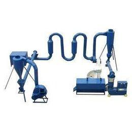Топливные материалы - Линия пеллетирования 500 кг/ч, 0
