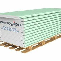 Кабеленесущие системы - Danogips ПГВ-УК 2500х1200х12.5 мм, 0