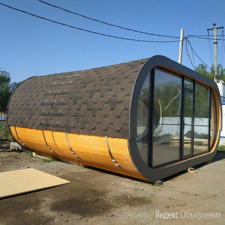 """Эко Дом для глэмпинга """"Аквамарин"""" по цене 410000₽ - Готовые строения, фото 0"""