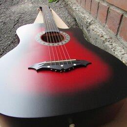 Акустические и классические гитары - Акустическая гитара новая + бесплатная доставка, 0