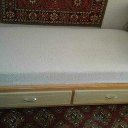 Кровати - Кровать деревянная. Массив. , 0