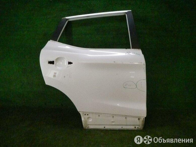 Дверь задняя правая Nissan Qashqai J11 (2013-н.в.) H2100BM9MB по цене 4500₽ - Кузовные запчасти, фото 0