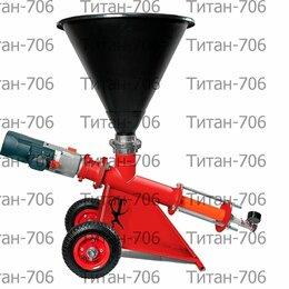 Изоляционные материалы - Инъекционный шнековый насос Титан 706 серии для цементных смесей , 0