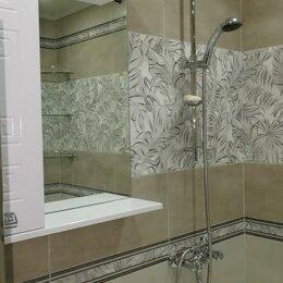 Ванны - Ремонт ванны кафелем и керамогранитом, 0