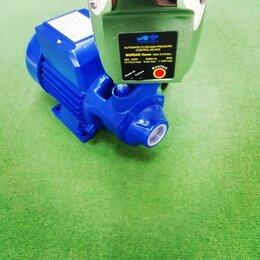 Насосы и комплектующие - Водяной насос 220 вольт для повышения давления с атоматикой , 0