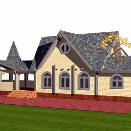 Архитектура, строительство и ремонт - Проекты деревянных домов, 0