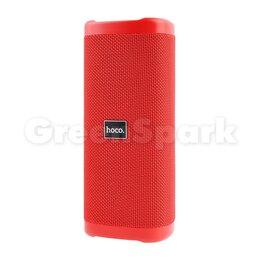 Акустические системы - Колонка-Bluetooth HOCO HC4 Bella (красный), 0