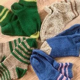 Носки - Носки. Чистая шерсть. Ручная вязка., 0