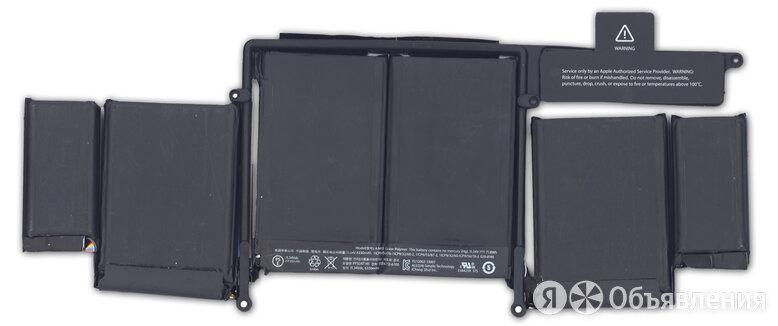 """Аккумулятор для ноутбука Apple MacBook Pro 13"""" Retina A1502, A1493 71.8Wh 11.34V по цене 3690₽ - Источники бесперебойного питания, сетевые фильтры, фото 0"""