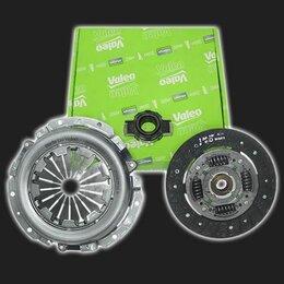 Трансмиссия  -  valeo комплект сцепления гранта тросик, 0