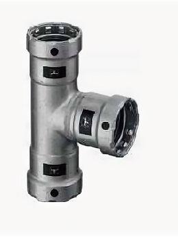 Водопроводные трубы и фитинги - VIEGA Megapress с SC-Contur (модель 4218)…, 0