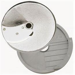 Принтеры, сканеры и МФУ - Диск соломка Robot Coupe 27117 10X10ММ ФРЕНЧ-ФРИ, 0