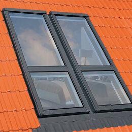 Окна - Оклад EHN-AT/G Thermo Fakro / Факро для окна-балкона, размер 78х255, 0