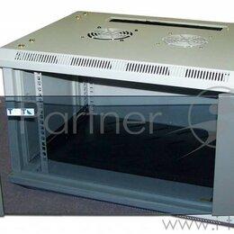 Шкафы для документов - Шкаф настенный Lanmaster Pro Twt Cbw2 15u 6x4 15u 600x450мм пер.дв.стекл съем..., 0