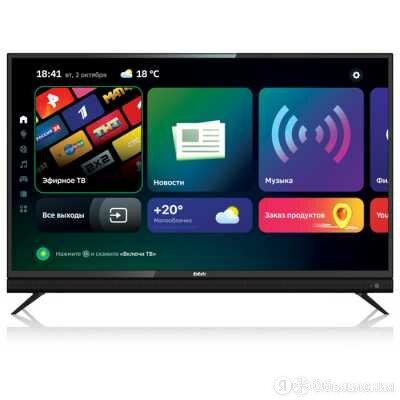 Телевизор BBK BBK 43LEX-8361/UTS2C по цене 23356₽ - Телевизоры, фото 0