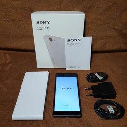 Мобильные телефоны - Смартфон Sony Xperia z5 compact, 0