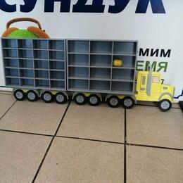 Хранение игрушек - Полка для детских машинок хот вилс, 0